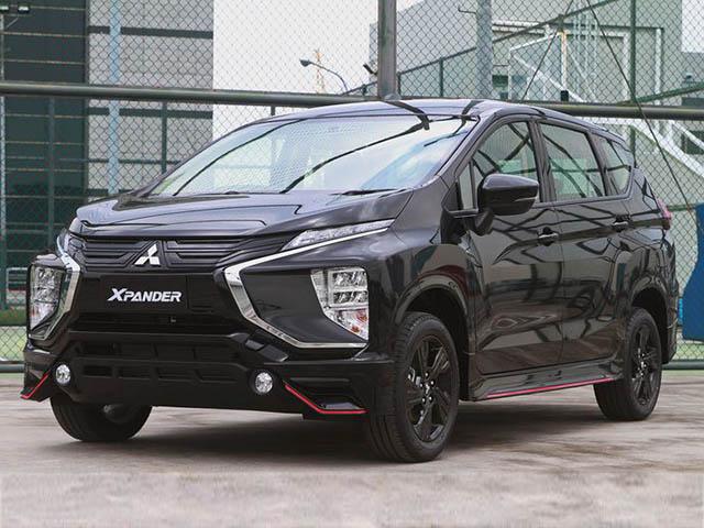 Mitsubishi Xpander phiên bản đặc biệt Black Edition giá từ 405 triệu đồng