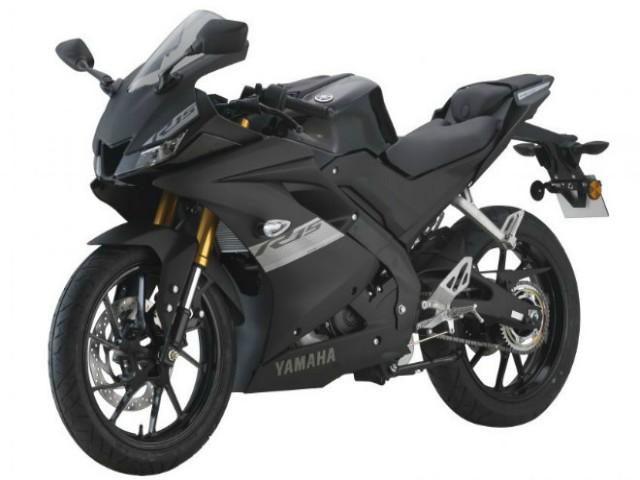 2020 Yamaha YZF-R15 thêm áo mới, giá tầm 67 triệu đồng