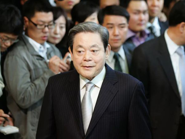 NÓNG: Chủ tịch Samsung qua đời