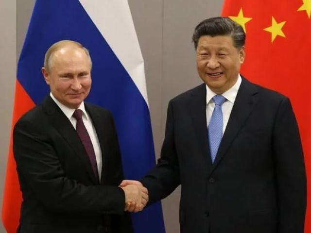 Phản ứng của Trung Quốc sau khi ông Putin nói về liên minh quân sự Nga-Trung