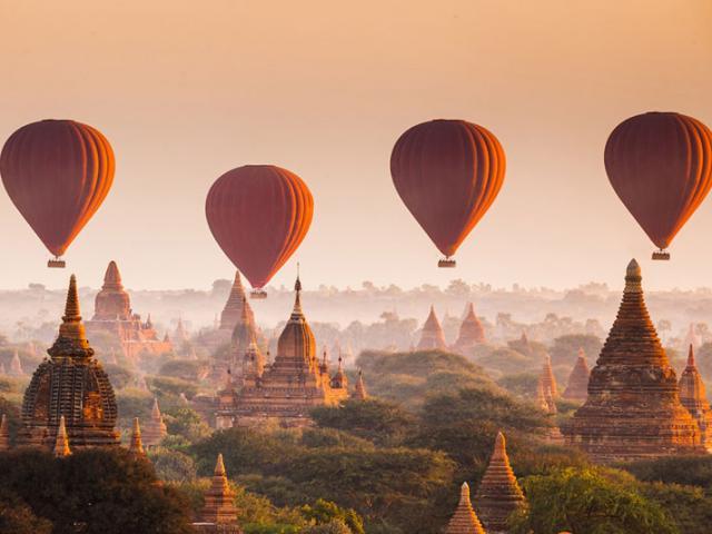 Top 5 điểm du lịch không thể bỏ qua tại Đông Dương năm 2020