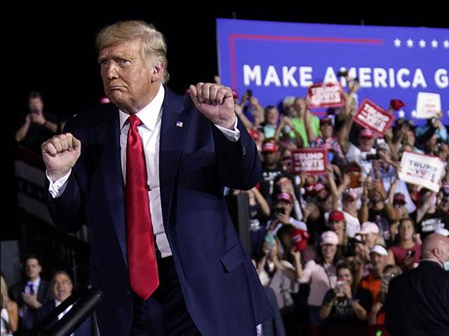 NÓNG nhất tuần: Bằng hành động này, Trung Quốc đang giúp ông Trump thêm phiếu tái đắc cử