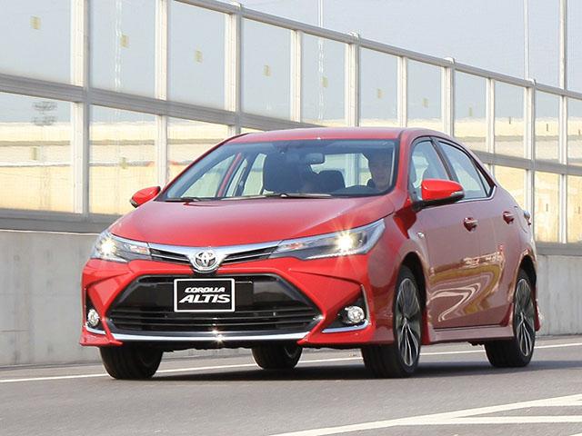 Giá xe Toyota Corolla Altis lăn bánh tháng 10/2020