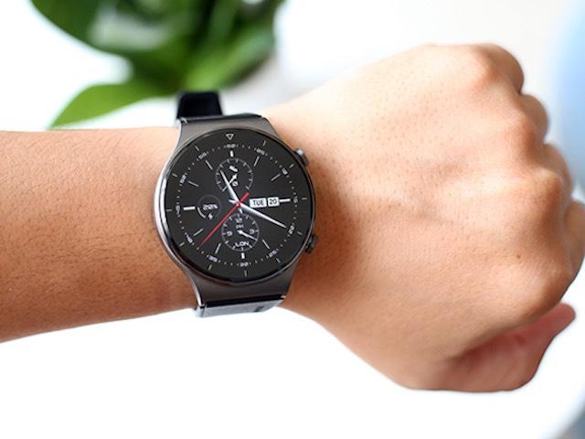 Trải nghiệm Huawei Watch GT 2 Pro có pin 14 ngày, nghe gọi được