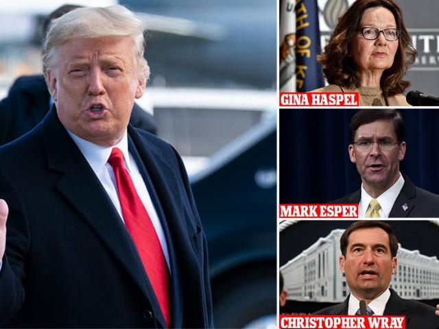 """Loạt quan chức Mỹ bị sa thải """"ngay lập tức"""" nếu ông Trump tái đắc cử Tổng thống?"""