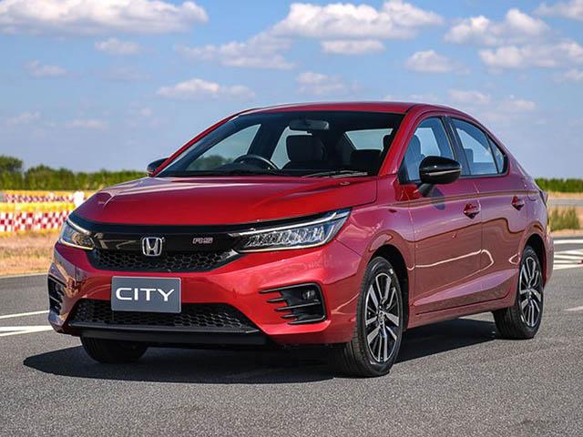 Honda City 2020 chốt lịch ra mắt tại Việt Nam, giá tăng nhẹ