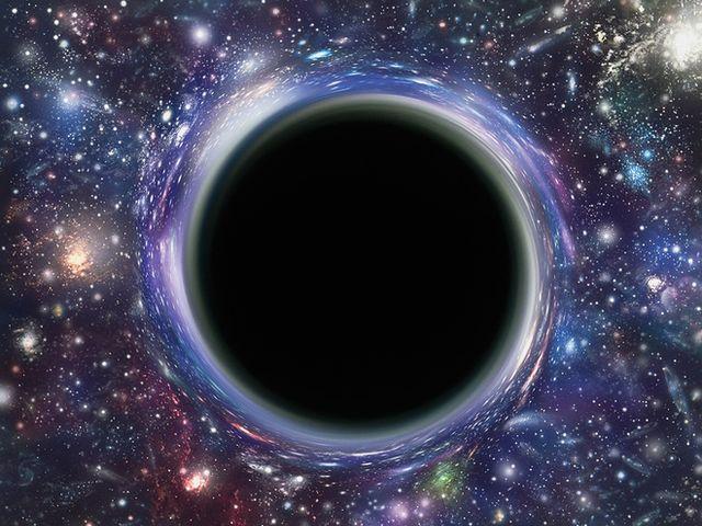 """Các nhà khoa học tin rằng chúng ta đang sống trong một """"siêu lỗ đen vũ trụ"""""""