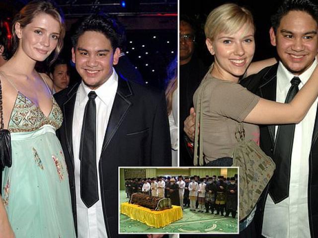 """Hoàng tử """"tay chơi"""" Brunei sở hữu khối tài sản 5 tỉ USD qua đời"""