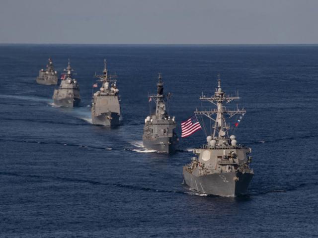Mỹ có thể điều quân tới quần đảo Nhật Bản đang tranh chấp với TQ?