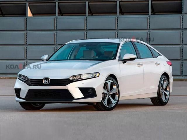 """Honda Civic thế hệ 11 sắp ra mắt, thiết kế """"trưởng thành"""" hơn"""
