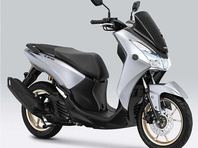 Ra mắt Yamaha Lexi 125 2021 với van biến thiên VVA
