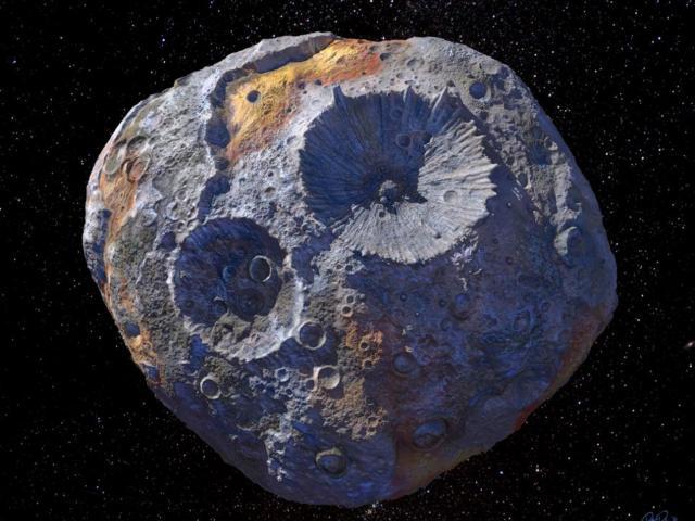 Thông tin mới về tiểu hành tinh trị giá hơn 10.000 triệu tỷ USD