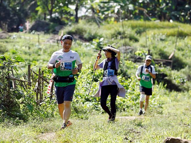 Vietnam Jungle Marathon 2020 Pù Luông: Những chiếc áo xanh bền bỉ chinh phục đường đua