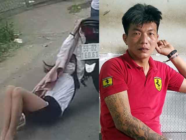 Lời khai của tên cướp kéo lê cô gái hàng trăm mét trên đường ở TP.HCM