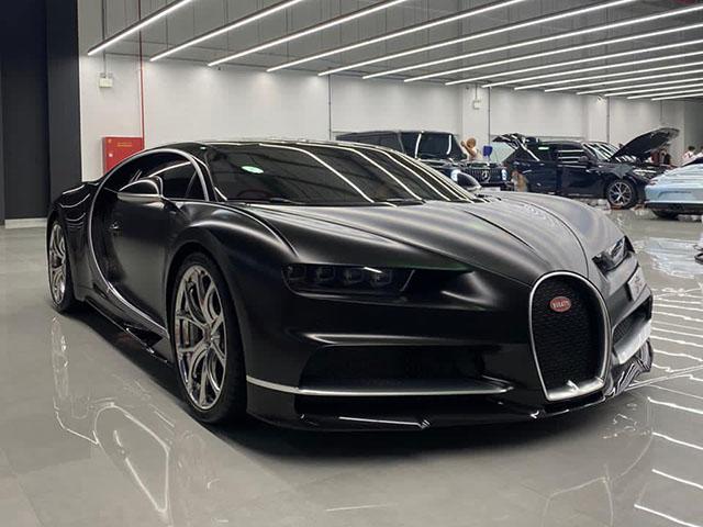 """Bugatti Chiron chào hàng đại gia Việt với mức giá """"rẻ"""" bất ngờ"""