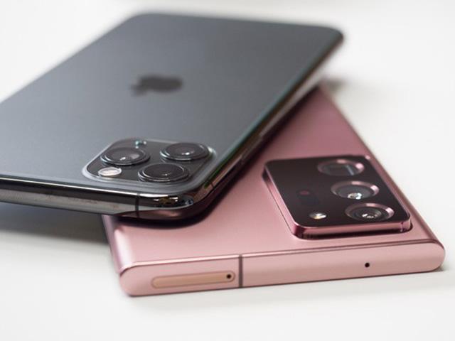 iPhone 12 có đủ đọ sức mạnh với Galaxy Note20 Ultra?