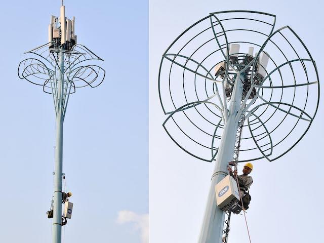 MobiFone lắp đặt 50 trạm thu phát sóng 5G thử nghiệm thương mại tại TP.HCM