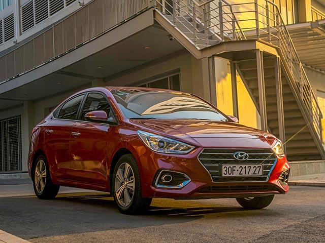 Hyundai xác nhận lỗi trục lái trên dòng xe Accent tại Việt Nam