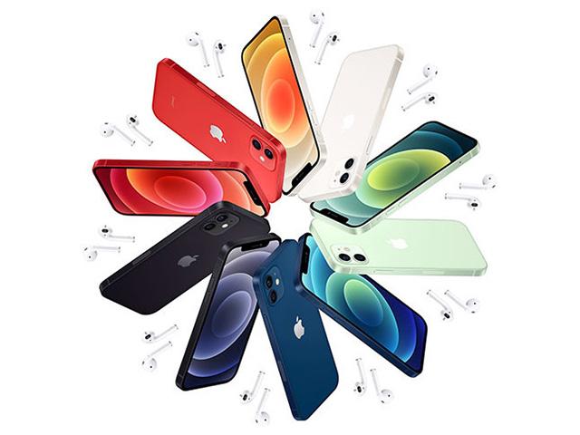 Apple bội thu dịp cuối năm với cả iPhone 12, MacBook chạy chip M1