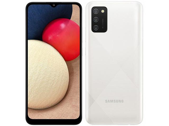 Galaxy A02s thiết lập tiêu chuẩn mới cho điện thoại giá rẻ