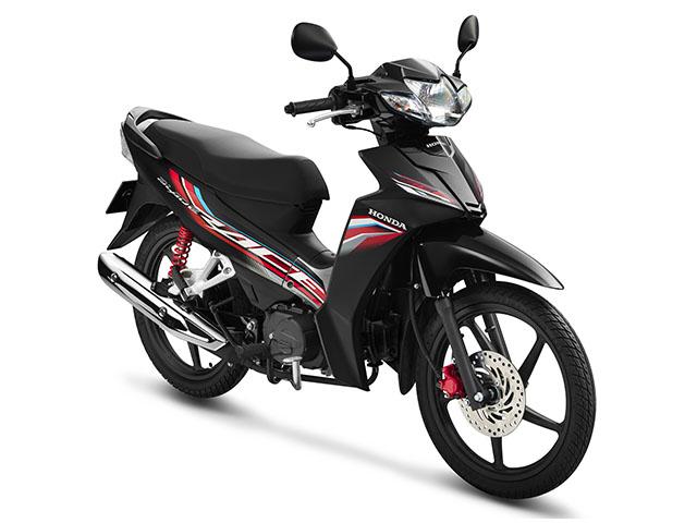 Xe số Honda Blade 2021 trình làng: Giá từ 18.8 triệu đồng