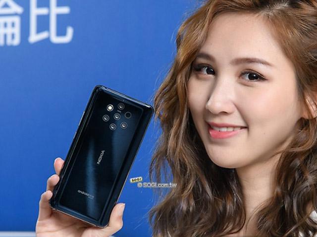 """""""Siêu phẩm"""" Nokia 9.3 Pureview 5G sẽ ra mắt vào năm sau"""