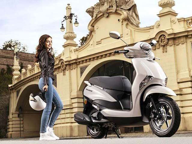 Yamaha D'elight 2021 trình làng tại trời Âu: Giống hệt Acruzo nhưng giá tới 84 triệu đồng