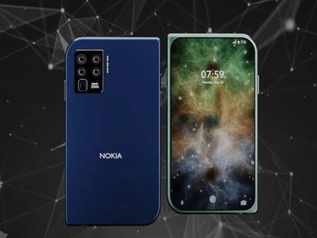Nokia 7610 5G 2020 - ý tưởng vẫn chỉ là ý tưởng