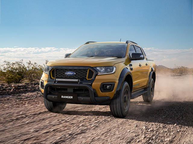 """Ford Ranger Wildtrak X 2021 phiên bản """"vượt địa hình"""" siêu chất ra mắt"""