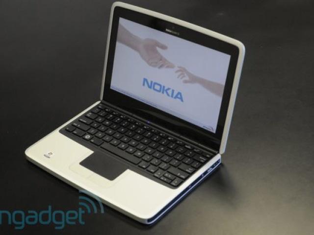 Lộ diện máy tính xách tay thương hiệu Nokia