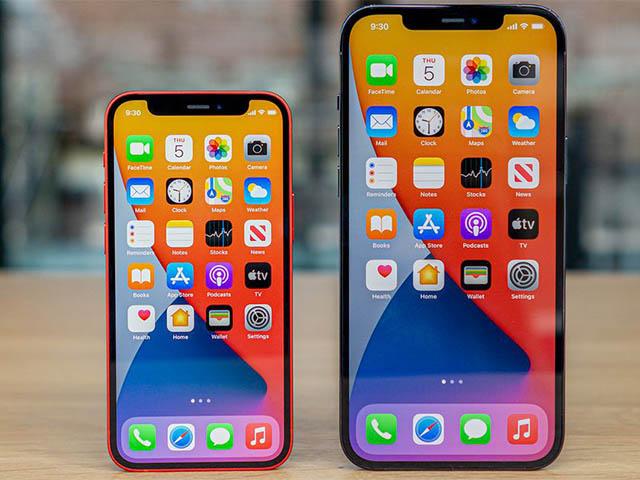 """Giá cao ngất nhưng iPhone 12 vẫn """"hot"""" không kém iPhone 11"""
