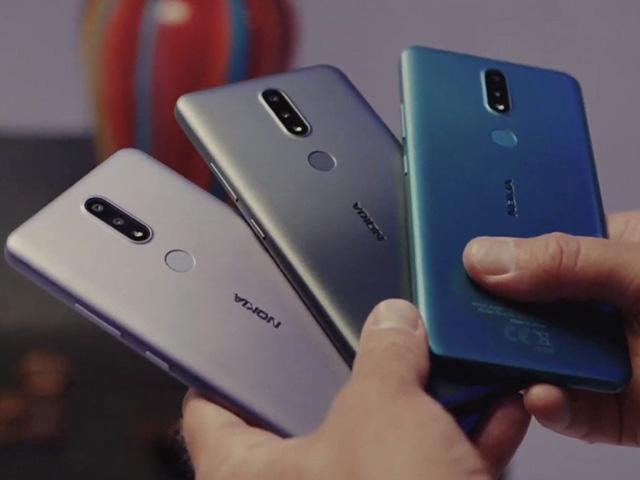 Nokia 2.4 - smartphone bình dân cho mọi người