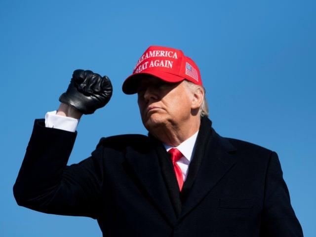 Kết quả bất ngờ ở những nơi ông Trump tổ chức vận động tranh cử hoành tráng