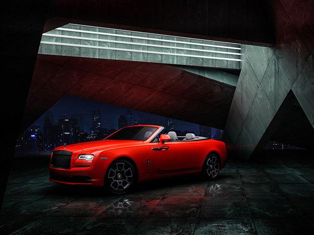 Rolls-Royce ra mắt màu sơn mới chỉ 4 chiếc có được trên toàn thế giới