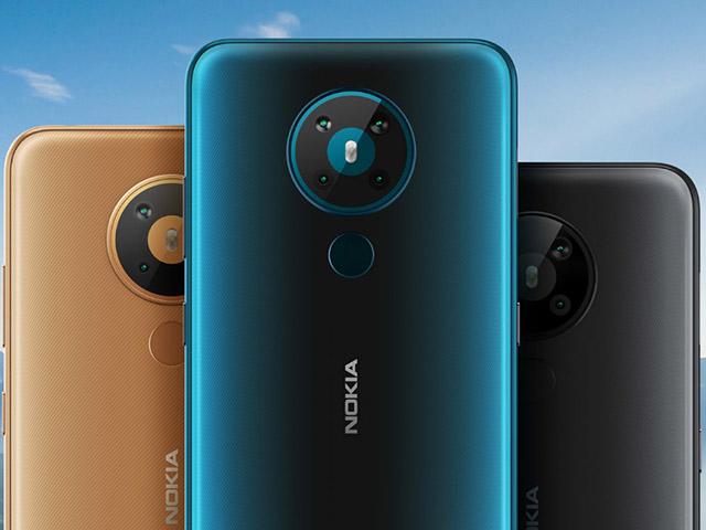Vén màn bí mật được chờ đợi nhất trên Nokia 5.4