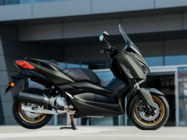 Mục sở thị sự oai phong của 2020 Yamaha XMAX 125 Tech MAX