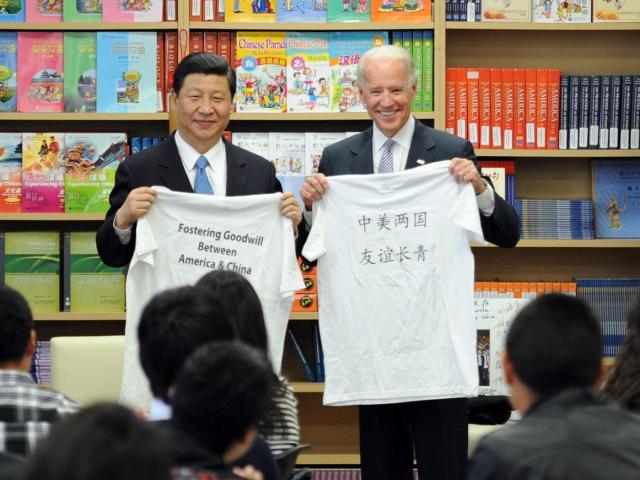 Chuyên gia: Ông Biden không nên gặp ông Tập Cận Bình sớm vì Mỹ... đang yếu