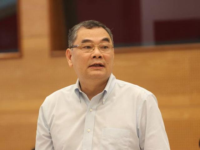 Thiếu tướng Tô Ân Xô thông tin về diễn biến điều tra các vụ án liên quan tới ông Nguyễn Đức Chung