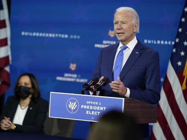 Ông Biden lần đầu nói về chiến lược cứng rắn của chính quyền mới với Trung Quốc