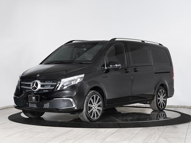 Xem chi tiết Mercedes-Benz V-Class phiên bản chống đạn