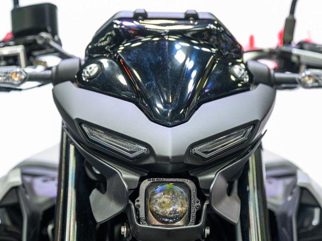 Yamaha MT-03 2021 chính thức trình làng: Giá từ 121 triệu đồng