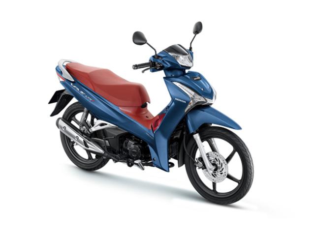 Honda Wave 125i 2020 nhập Thái giá đắt hơn cả SH 125i