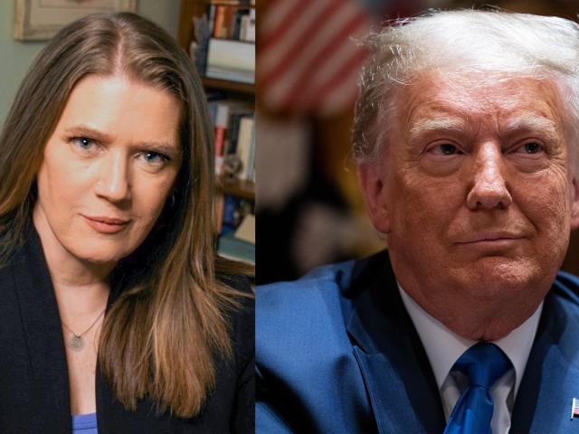 Cháu gái nói điều sốc về ông Trump
