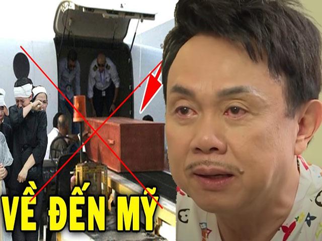 Youtuber lợi dụng chuyến bay đưa cố nghệ sĩ Chí Tài về Mỹ câu view gây phẫn nộ